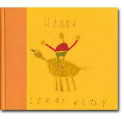 Hanna lernt Reiten