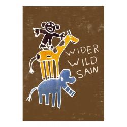 Wider wild sain