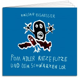 Fom Adler Ritzeflitze und dem schwarzen Loch